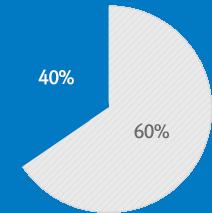 2019년 글로벌 매출비중 36%